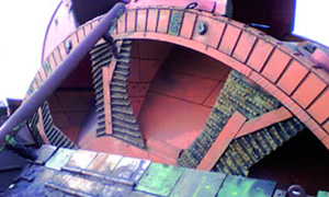 Mancais da Roda de Caçamba – Retomadora (Mangaratiba – RJ)