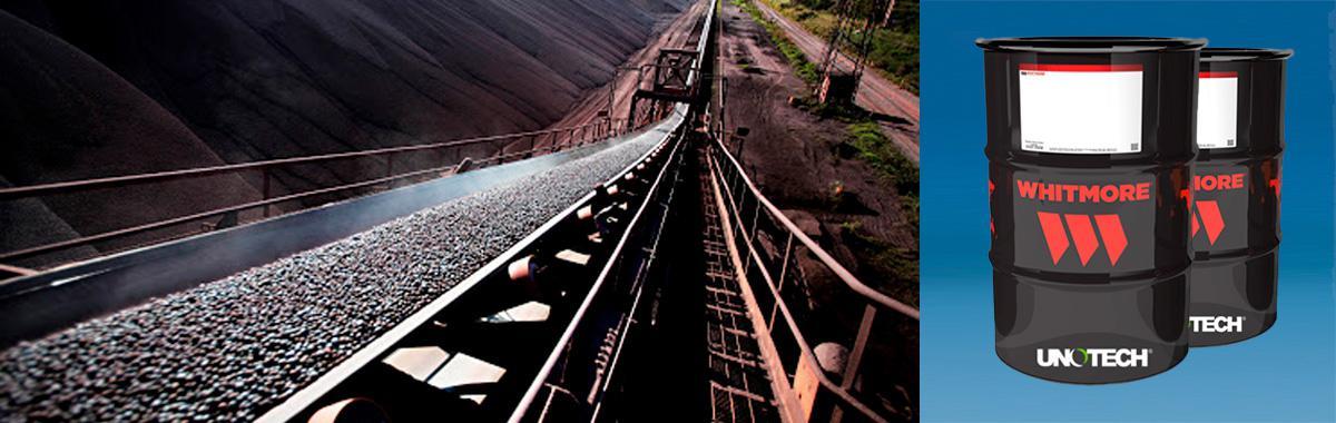 Lubrificante para Máquinas de Mineração